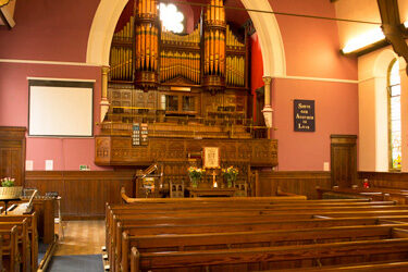 Central Methodist Church, Bacup