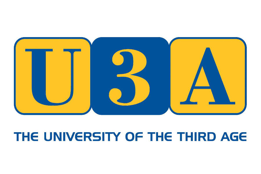 University of the Third Age – U3A Bury