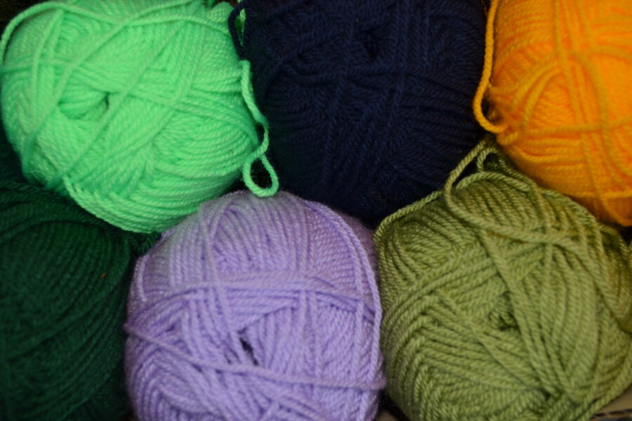 Knit and Natter at Whitworth Library