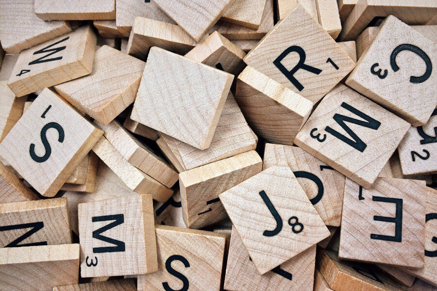 Lets Play Scrabble (Adults) at Whitworth Library