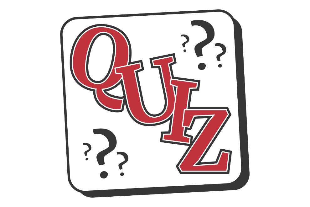 Monthly Quiz at VIC Centre