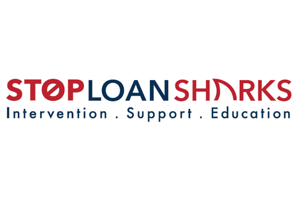 stop loan shark logo