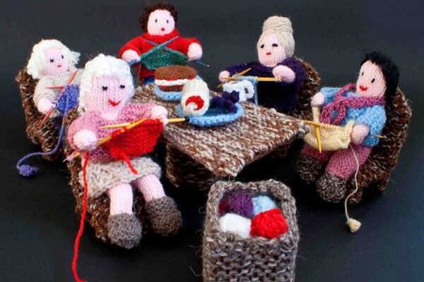 Knit and Natter Drop-in