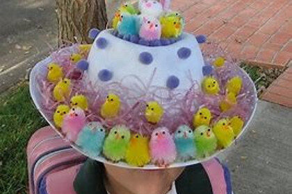 Made In Haslingden Easter Bonnet Competition