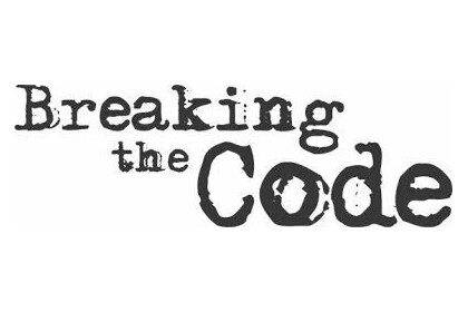 Breaking The Code at the Millennium Theatre