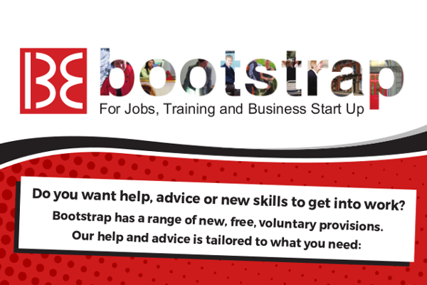 Bootstrap For Jobs, Training and Business Start Up