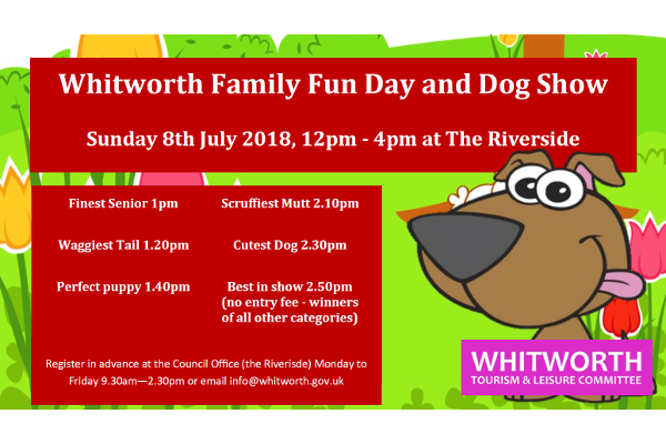 Whitworth Family Fun Day and Dog Show