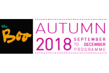 The Boo! Autumn Season Brochure