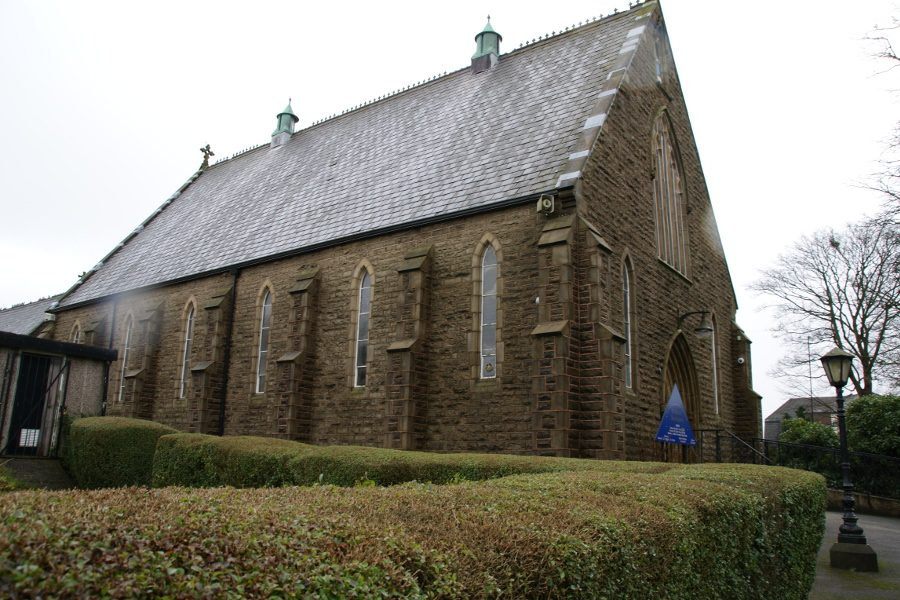 St. Mary's RC Church, Haslingden