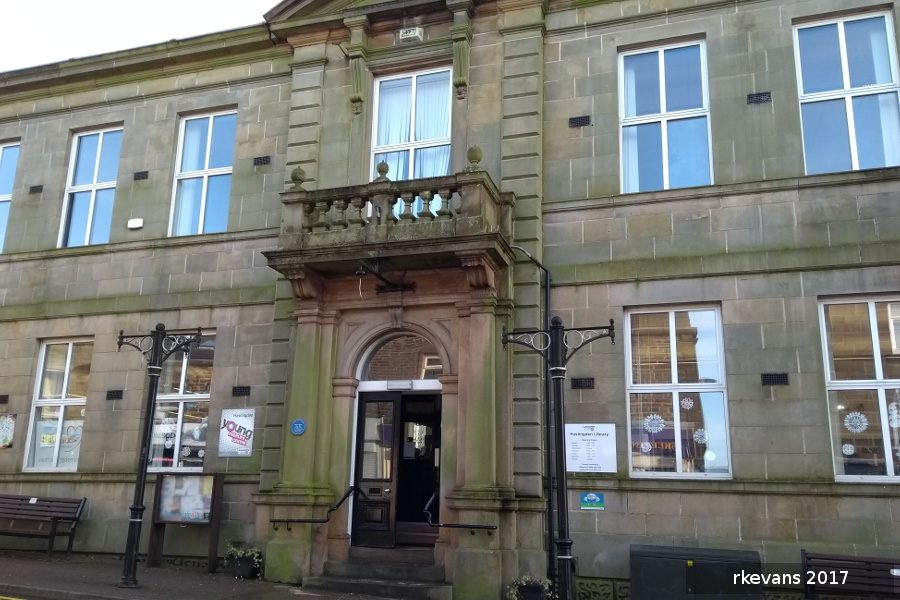 Haslingden Library