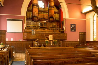 Central Methodist Church, Bacup