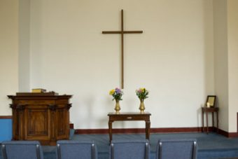 Shawforth Methodist Church