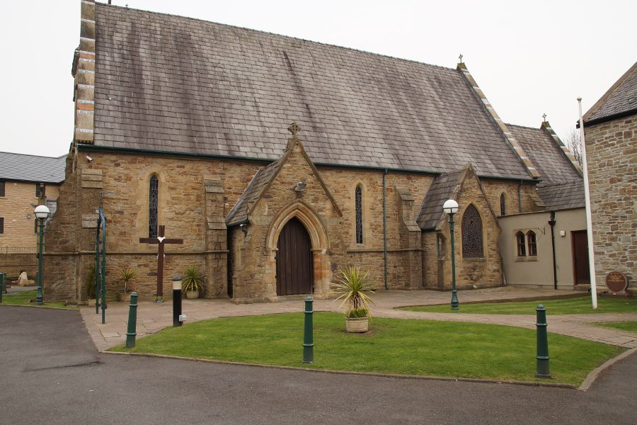 St James the Less & St. Thomas More RC Church, Rawtenstall