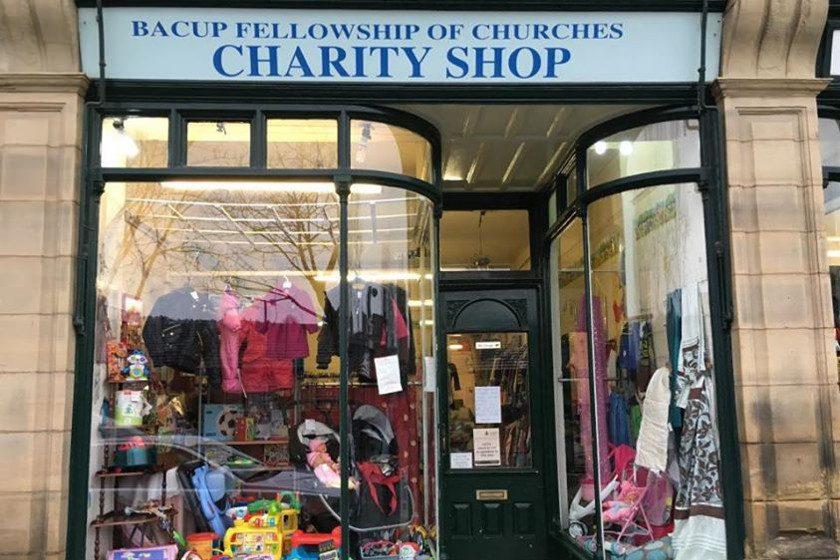 Bacup Fellowship Of Churches Shop