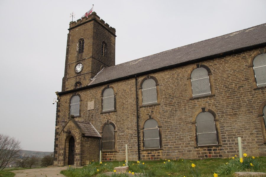 St. James Church, Haslingden