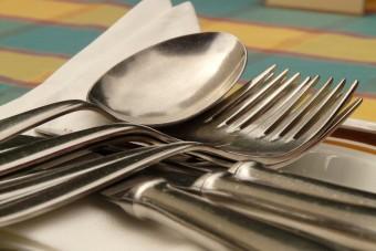 lunch cutlery