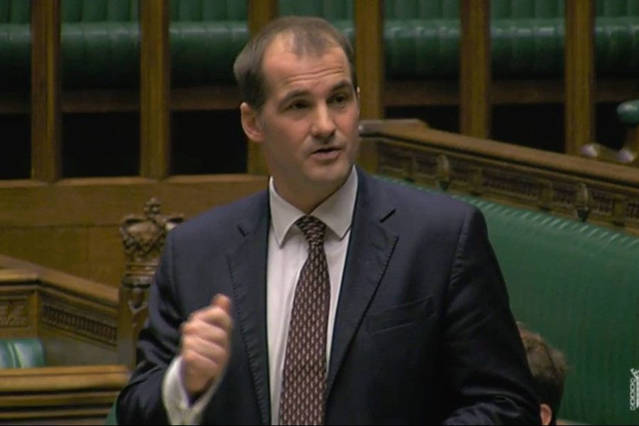 Jake Berry MP