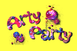Arty Party Rossendale