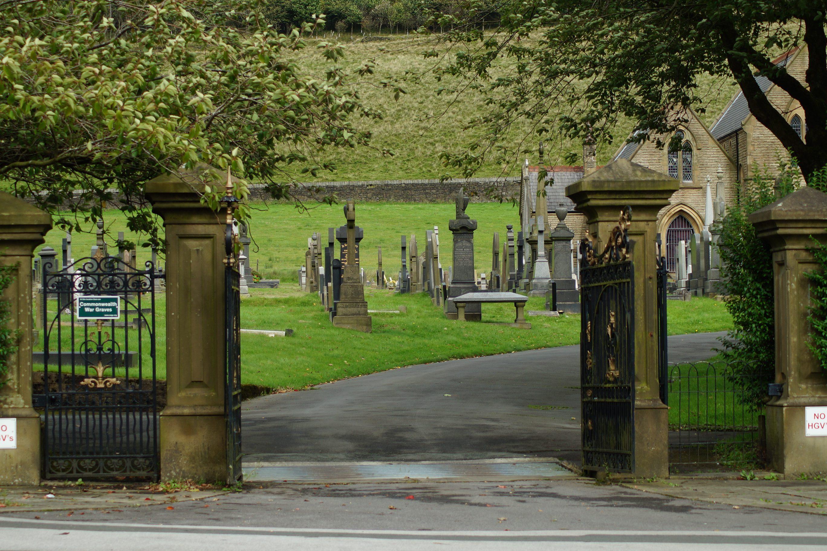 Haslingden Cemetery