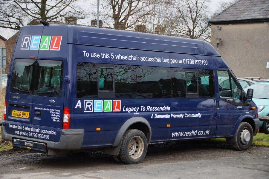 REAL Minibus