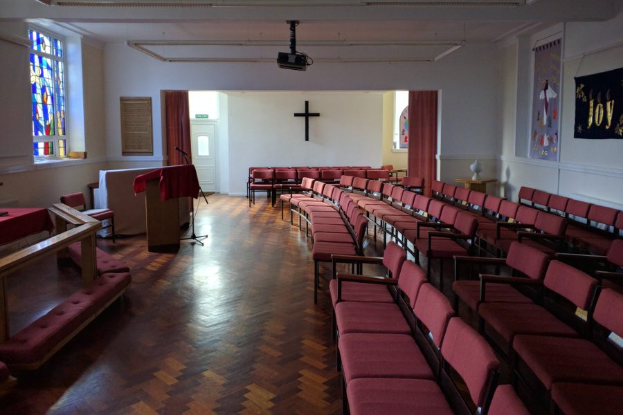 Newchurch Methodist Church Sunday Service