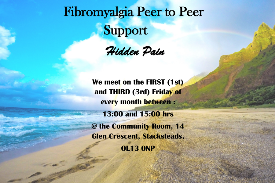 Hidden Pain Fybromyalgia Support Group