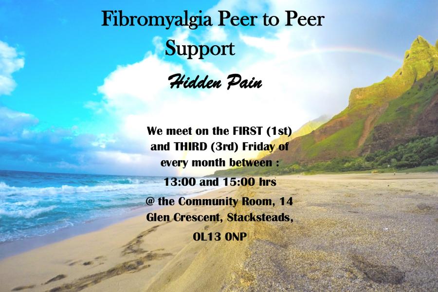 Hidden Pain Fybromyalgia Support Group