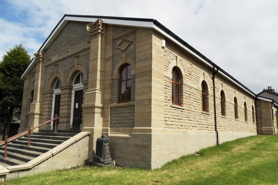 Haslingden Baptist Church