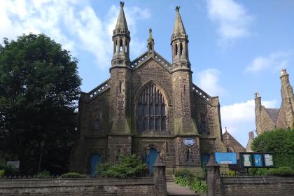Manchester Road Methodist Church Haslingden
