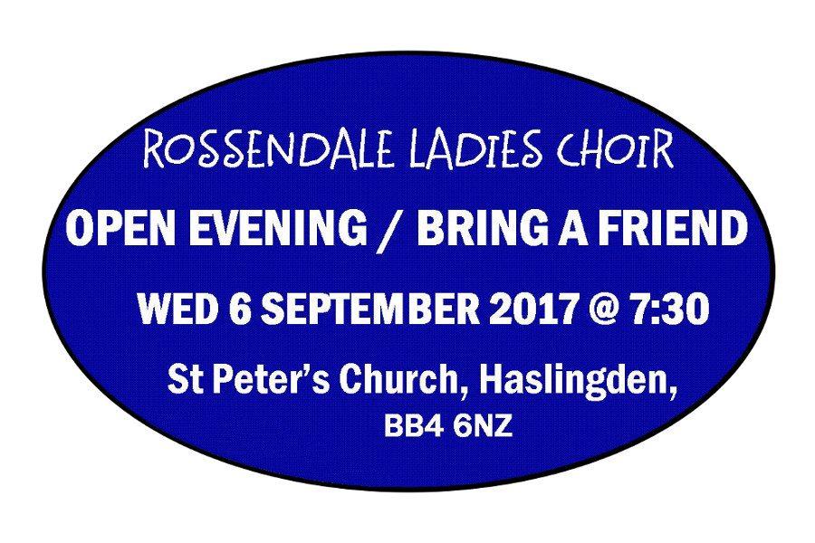 RLC Open Evening 6th Sept 2017