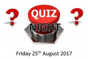 Sunnybank Social Club Charity Quiz Night 25-8-17