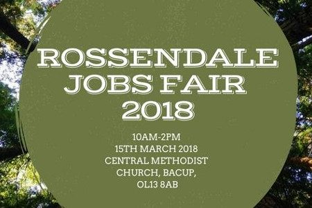 Rossendale Jobs Fair 2018