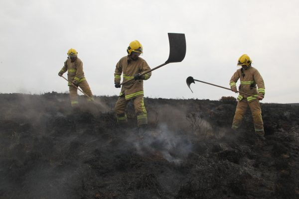 Moorland Fire Safety