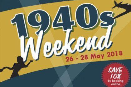 ELR 1940's Weekend