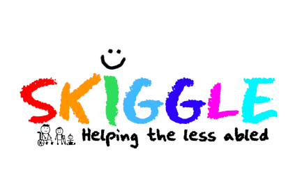 Skiggle: helping the less abled