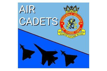 1969 (Rossendale) Squadron ATC Parade Night