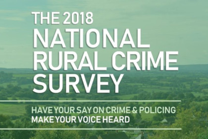 national rural crime survey 2018