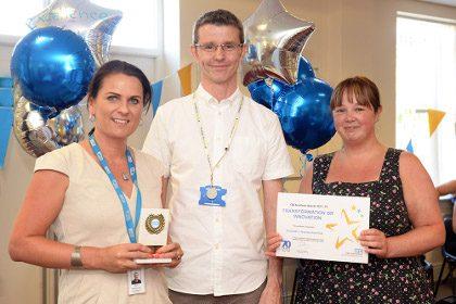 Award for New Paediatric Rossendale Hub