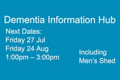 HCL Dementia Information Hub
