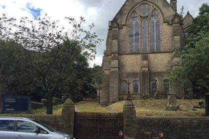 Bright New Future for Bacup Church