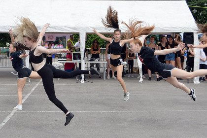 Whitworth enjoys another successful Family Fun Day