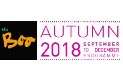 The Boo! Autumn Season Brochure