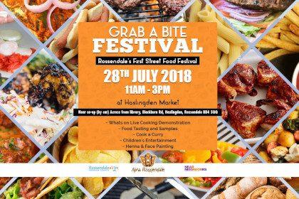 Grab A Bite Festival