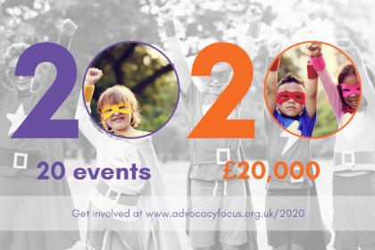 Advocacy Focus 20:20 – Get Involved