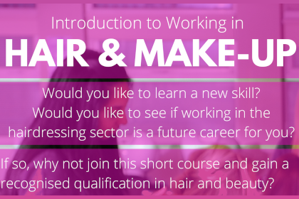Host a Hair & Make-Up Course