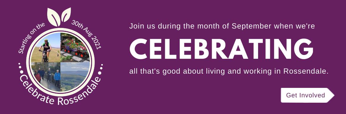 Celebrate Rossendale Events